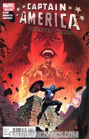 Captain America Forever Allies #4