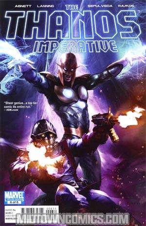 Thanos Imperative #6