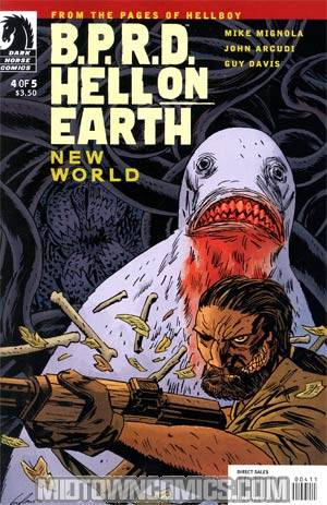 BPRD Hell On Earth New World #4