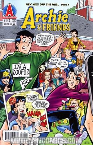 Archie & Friends #149 (New Kids Part 4)