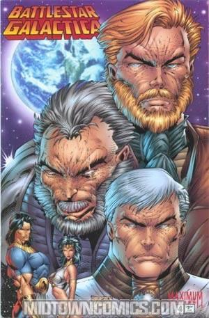 Battlestar Galactica Vol 2 #4