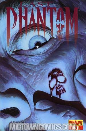 Last Phantom #3 Regular Alex Ross Cover