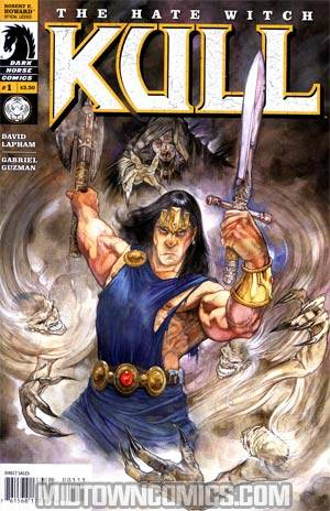 Kull The Hate Witch #1 Regular Tom Fleming Cover
