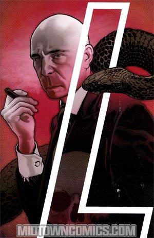 Incorruptible #12 Incentive Jeffrey Spokes Variant Cover