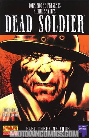 John Moore Presents Dead Soldier #3