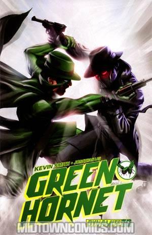 Kevin Smiths Green Hornet #10 Cover B Regular Greg Horn Cover