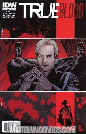 True Blood #5 Regular Cover A