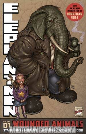 Elephantmen Vol 1 Wounded Animals TP Revised & Expanded Edition