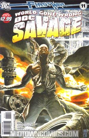 Doc Savage Vol 4 #11
