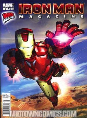 Iron Man Magazine #6