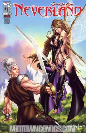 Grimm Fairy Tales Presents Neverland #7 Cover A Pasquale Qualano