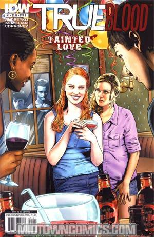 True Blood Tainted Love #1 Regular Cover B