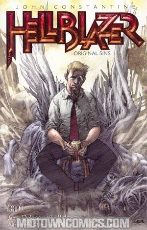Hellblazer Vol 1 Original Sins TP New Edition