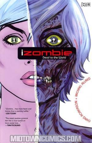 iZombie Vol 1 Dead To The World TP