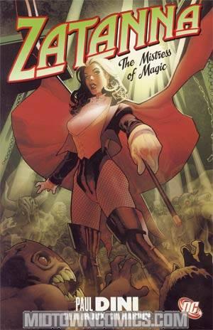 Zatanna Mistress Of Magic TP