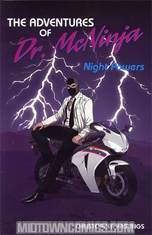 Adventures Of Dr McNinja Vol 1 Night Powers TP
