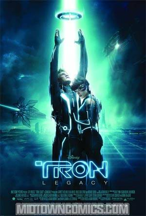 Tron Legacy 2-Disc Blu-ray And DVD Combo