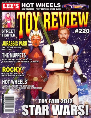 Lees Toy Review #220 Spring 2012