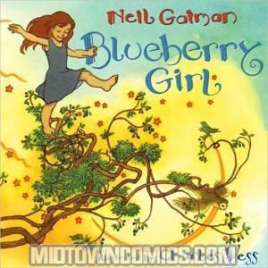Blueberry Girl TP