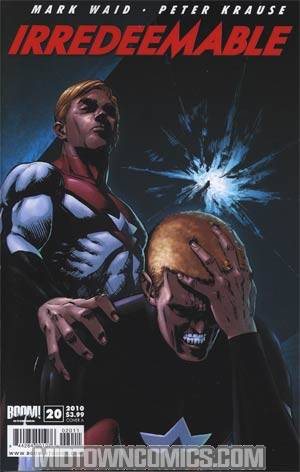 Irredeemable #20 Cover A
