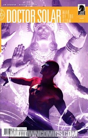 Doctor Solar Man Of The Atom Vol 2 #4