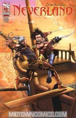 Grimm Fairy Tales Presents Neverland #6 Cover A Sean Chen