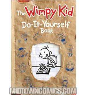 Diary Of A Wimpy Kid Do-It-Yourself Book HC Revised And Expanded Edition