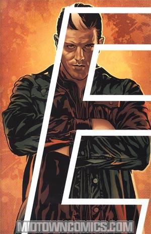 Incorruptible #13 Cover C Incentive Jeffrey Spokes Variant Cover