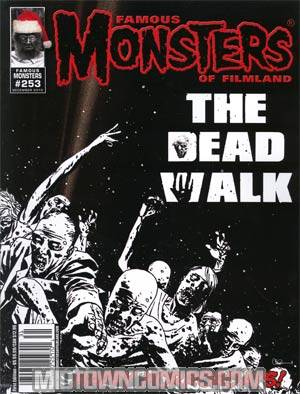 DO NOT USE (DUPLICATE LISTING) Famous Monsters Of Filmland #253 Dec 2010 Newsstand Edition