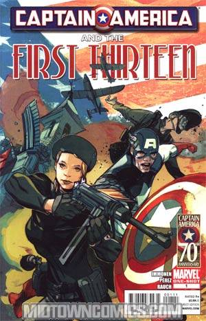 Captain America And The First Thirteen One Shot