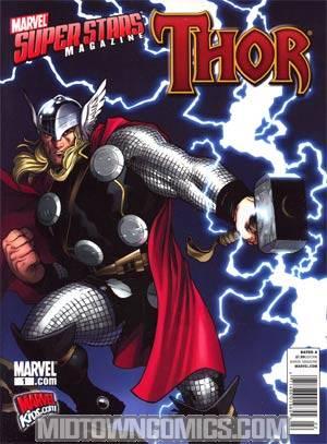 Marvel Super Stars Magazine #1