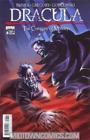Dracula Company Of Monsters #8