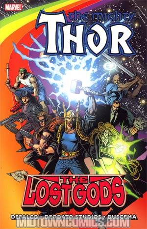 Thor Lost Gods TP