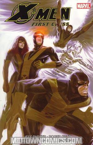 X-Men First Class Vol 2 TP