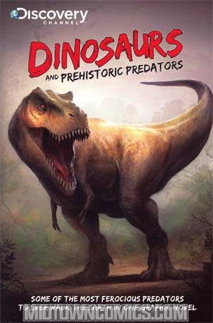Dinosaurs And Prehistoric Predators SC