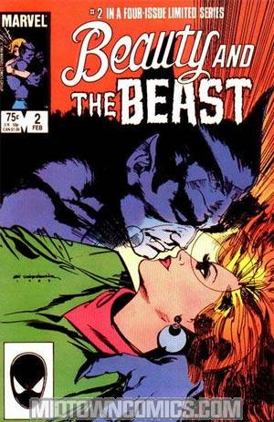 Beauty And The Beast (Marvel) #2
