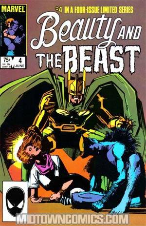 Beauty And The Beast (Marvel) #4