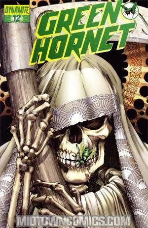 Kevin Smiths Green Hornet #12 Cover C Regular Jonathan Lau Cover