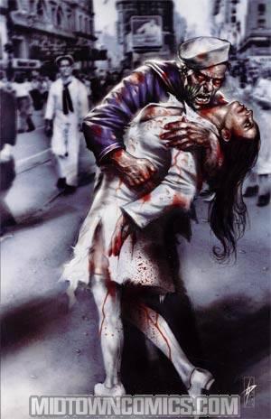 Raise The Dead II #2 Cover C Incentive Lucio Parrillo Virgin Cover