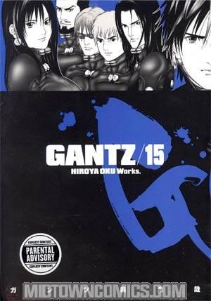 Gantz Vol 15 TP