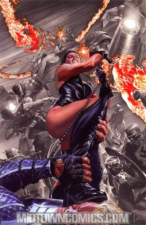 Invaders Now #3 DF Exclusive Alex Ross Virgin Cover