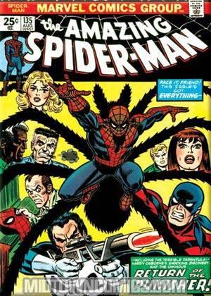 Spider-Man Cover #135 Magnet (29915MV)