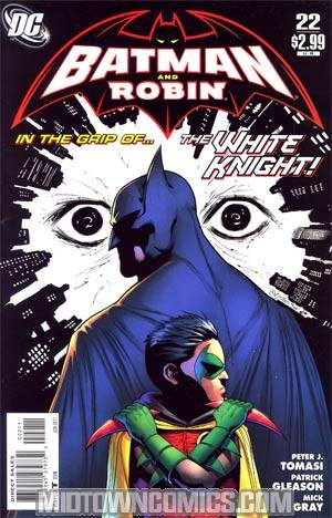 Batman And Robin #22 Cover A Regular Patrick Gleason Cover