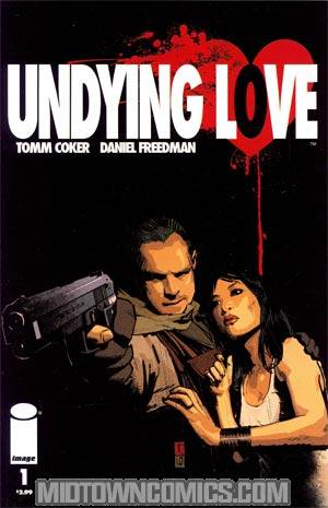 Undying Love #1 Cover A 1st Ptg