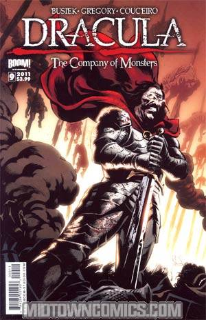 Dracula Company Of Monsters #9