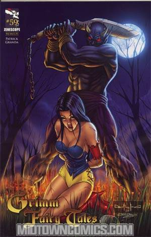 Grimm Fairy Tales #59 Cover A Pasquale Qualano