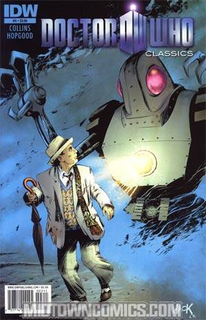 Doctor Who Classics Seventh Doctor #3