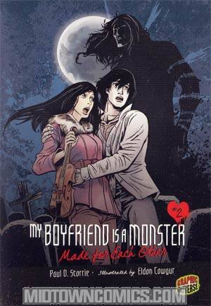 My Boyfriend Is A Monster Vol 2 Made For Each Other GN