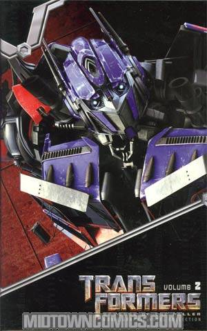 Transformers Movie Slipcase Collection Vol 2