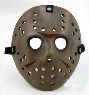 Freddy vs Jason - Jason Prop Replica Mask